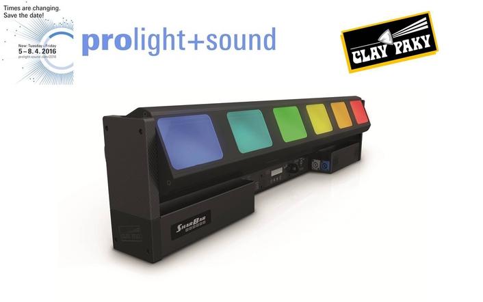 Clay Paky at Prolight + Sound 2016