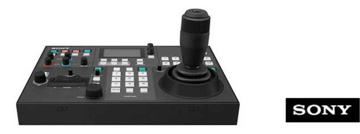 Sony's RM-IP500 Remote Controller Delivers Greater Flexibility and Easier Operation of PTZ Cameras for Event, Corporate and Broadcast applications