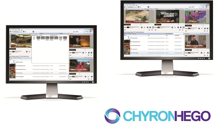 ChyronHego Introduces PRIME 2.0, Powerful Future-Proof Tools for Broadcast Graphics