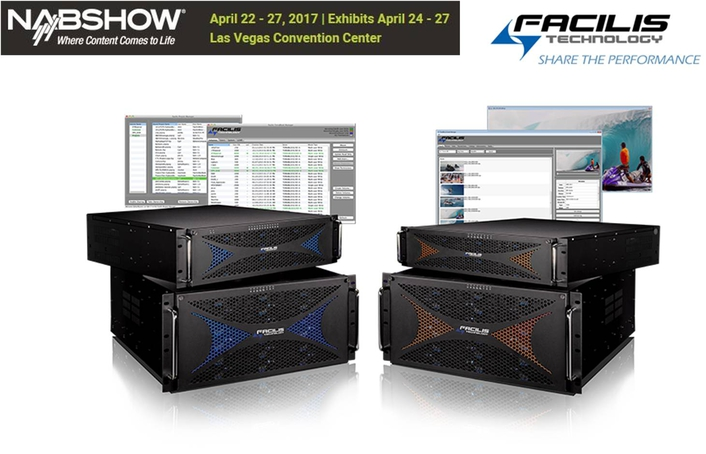 Facilis Technology Announces New High-Performance Hub Server and Web Console Interface with TerraBlock Version 7