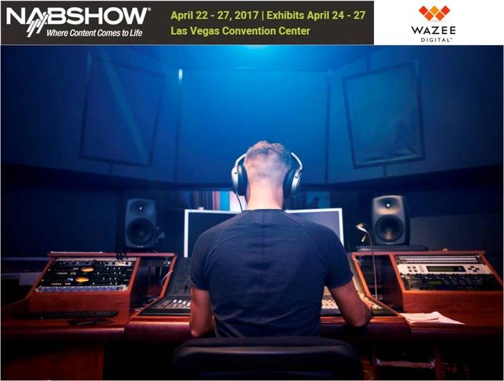Wazee Digital at the 2017 NAB Show