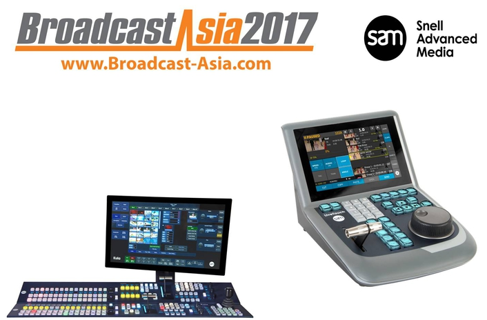 SAM to show the broadest range of 12G-SDI products and market leading Kahuna and Kula multi-format production switchers