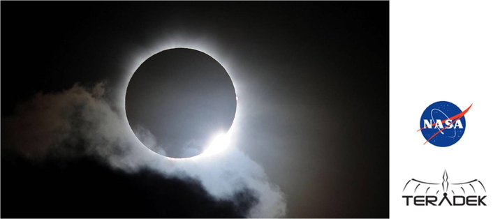 NASA Counts On Teradek Cubes for Official Eclipse Show and It Was a HUGE Success