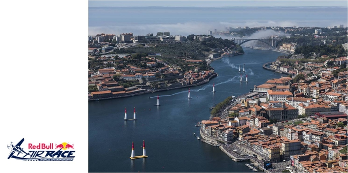 The story behind Red Bull Air Race's presence in Porto's historic centre