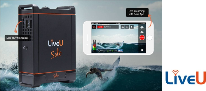 LiveU Expands Solo Portfolio to Enhance Live Streaming Productions