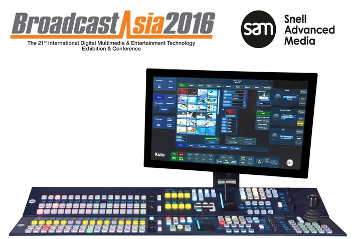 SAM BroadcastAsia 2016 Preview