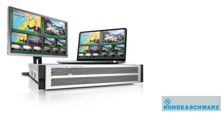 Rohde & Schwarz monitoring and multiviewer solution successfully tested for compatibility with Unified Streamingʹs Unified Origin