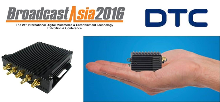 Domo Broadcast to feature SOLO7-OBTx at Broadcast Asia 2016