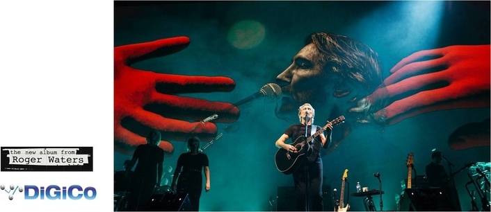 Roger Waters hits North America with DiGiCo