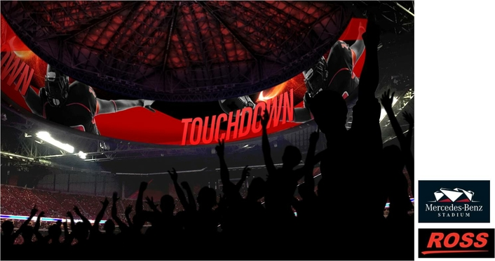 Ross Video Sets Global Benchmark for Fan Engagement and Game Day Experience