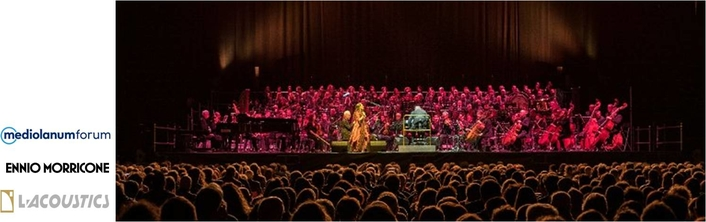 Ennio Morricone Immerses Audience in 60 Years of Music with L-ISA