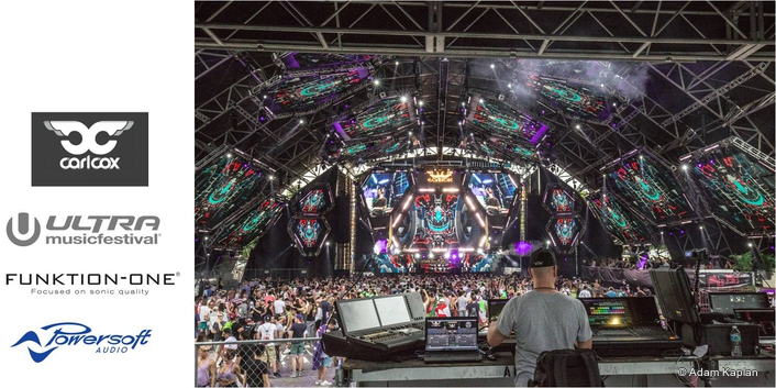 Funktion-One and Powersoft combine for new level of bass performance