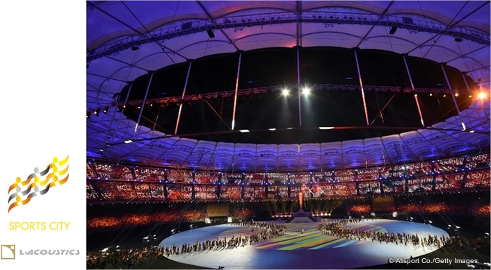 L­‑Acoustics Goes For Gold At Kuala Lumpur's KL Sports City