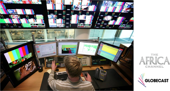 The Africa Channel chooses Globecast for Media Management, Playout and Distribution