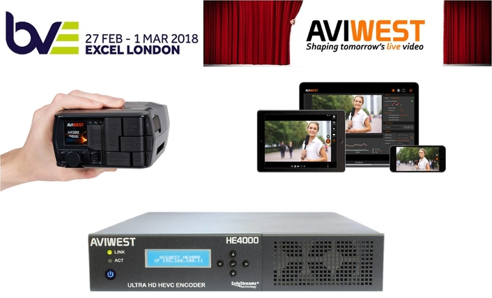AVIWEST — Exhibiting With Sematron, Stand G20