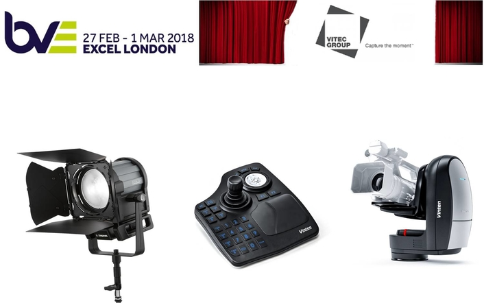 Vitec Group at BVE 2018