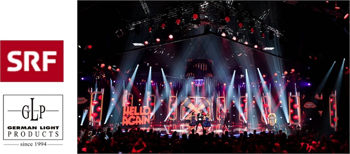 rgb GmbH Brings Swiss TV Shows Alive with GLP Mighty atoms