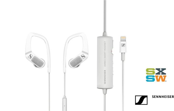 Sennheiser to announce Augmented Audio Developers Program at SXSW