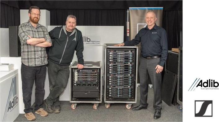 ADLIB INVESTS IN SENNHEISER DIGITAL 6000