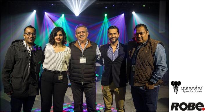 Ganesha Producciones Joins Spiiders Web