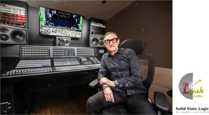 EPAH ESTÚDIOS MAKES AMAZING MUSIC WITH SYSTEM T
