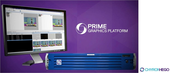 ChyronHego Launches PRIME Graphics 3.0