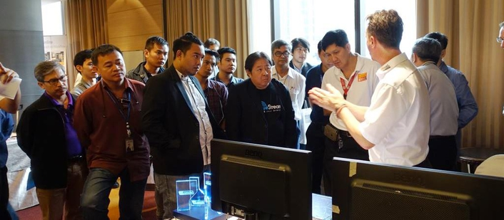 Two events, one in Jakarta (October 31) and one in Hanoi (November 3), will show latest technology innovations