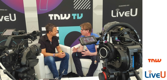 LiveU to Power TNW TV studio at TNW2019, in Partnership with Stream My Event