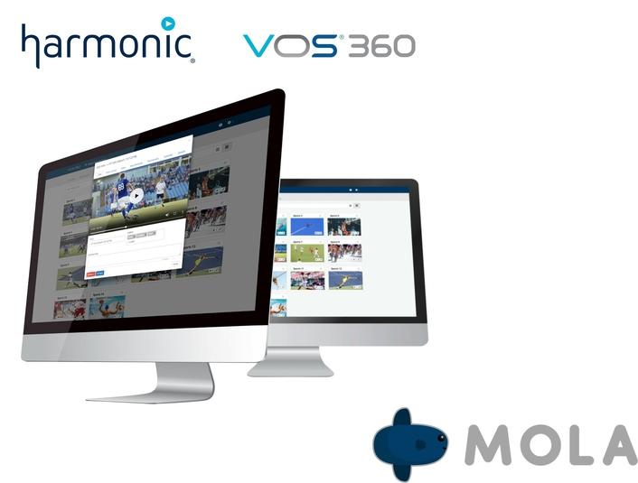 Mola TV Streams UEFA Euro 2020 in UHD HDR with Harmonic VOS360 Cloud SaaS