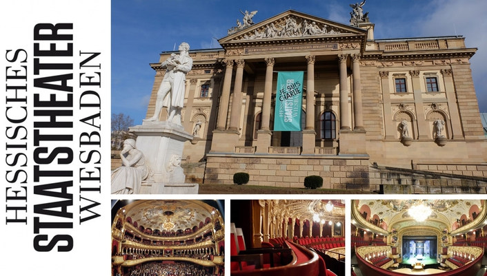From CANTUS to AURUS Platinum –  The Hessian State Theatre Wiesbaden upgrades
