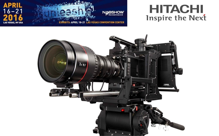 Hitachi Kokusai to Showcase Advanced Camera Technology Leadership at 2016 NAB Show