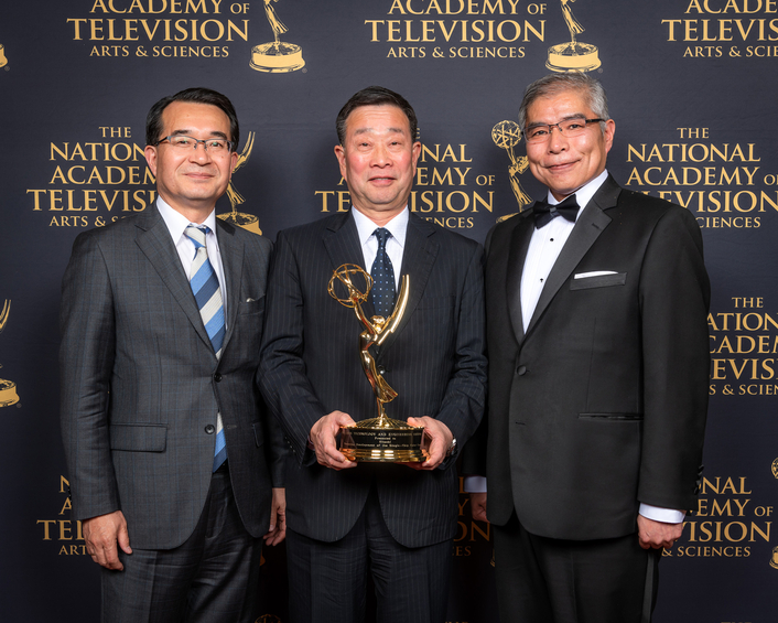 Hitachi Wins Prestigious Technology and Engineering EMMY® Award for Pioneering Camera Development