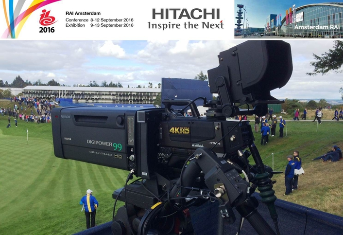Hitachi Showcases Advanced HDR Capabilities in Broadcast System Cameras at IBC