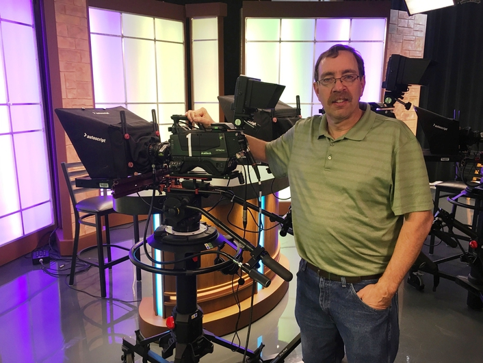 Feature-rich HDTV cameras deliver ideal combination of image quality, educational value and affordability as school upgrades instructional television studio