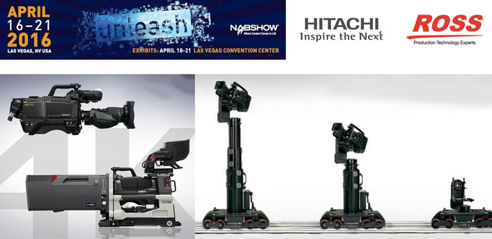 Ross Video and Hitachi Kokusai Electric America Form Technology Partnership