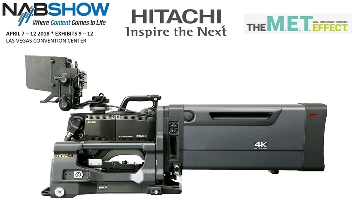 Hitachi Bridges HDTV and 4K Production with New CU HD1300F-S1 Camera Control Unit