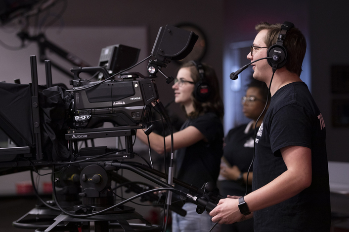 HITACHI Z-HD5000 Cameras Increase Broadcast and Sports Production Quality at Southeast Missouri State University