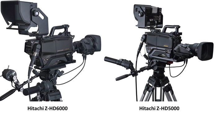 Hitachi Adds High Dynamic Range (HDR) Capability across its Broadcast Camera Product Line