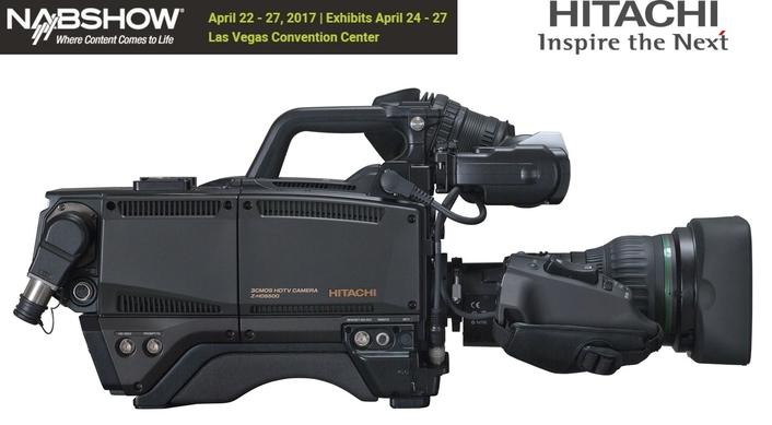 Hitachi Kokusai Launches Z-HD5500 1080p Studio and EFP Camera