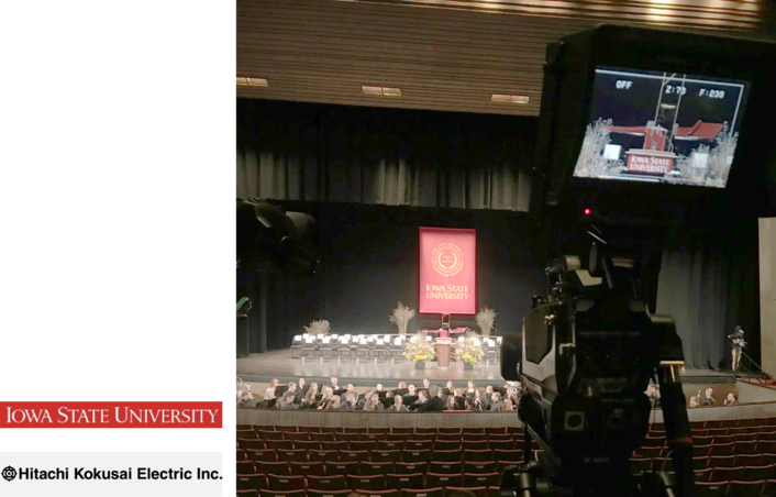 Hitachi Cameras Boost Quality, Reliability and Setup Ease for Collaborative Technology Services Unit at Iowa State University