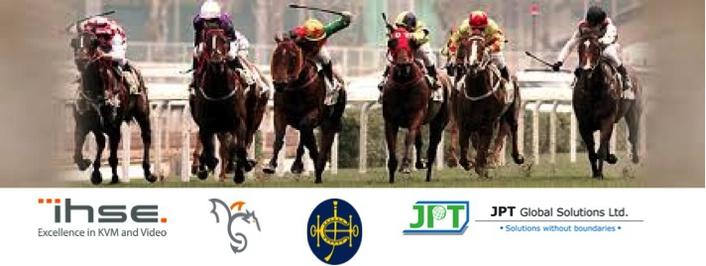 Hong Kong Jockey Club with IHSE Draco