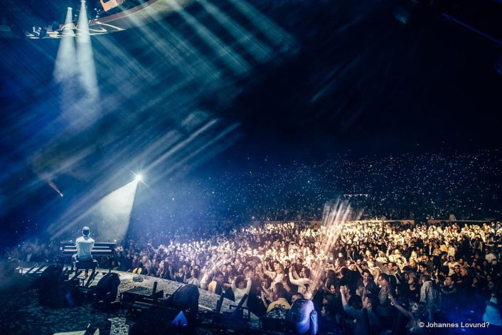 Nearly 200 Tiny GLP X4 S Support Kygo's Hollywood Bowl Sell-Out