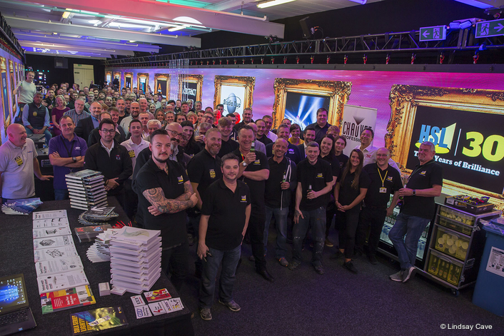 HSL30 – All Smiles for An Industry Celebration!