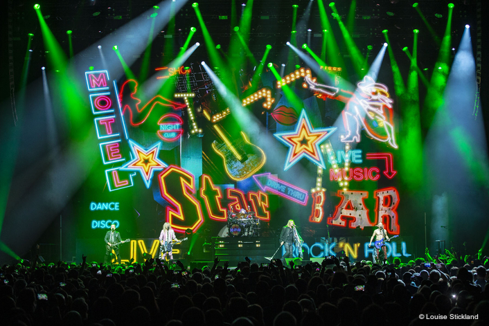 HSL Gets Hysterical for Def Leppard