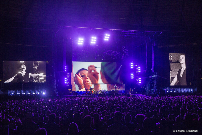 HSL Captures the Depeche Mode Global Spirit