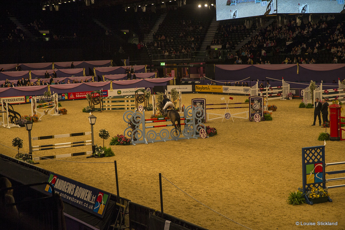 HSL Lighting Horse of the Year Show