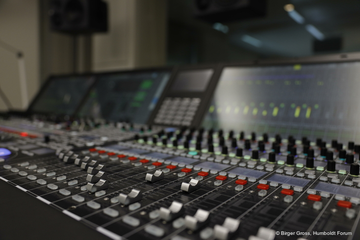 History and sound art experience at the Berlin Humboldt Forum with IP-based Lawo audio infrastructure