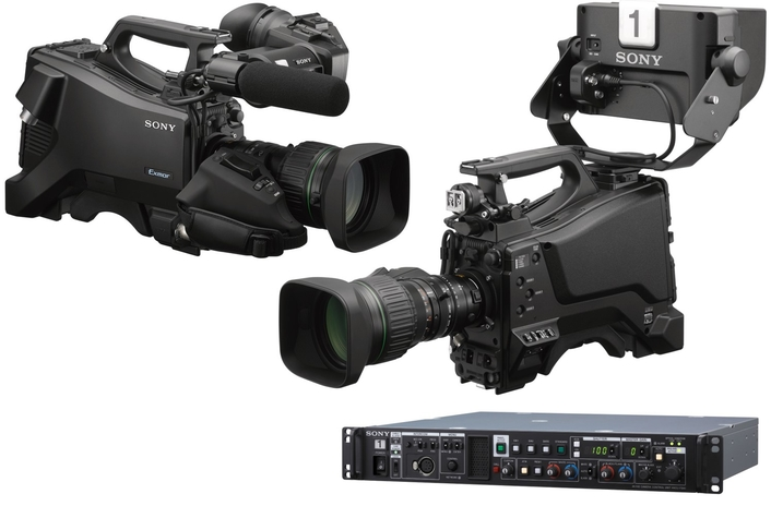 Sony introduces the HXC-FB80 portable camera and the HXCU-FB80 Camera Control Unit
