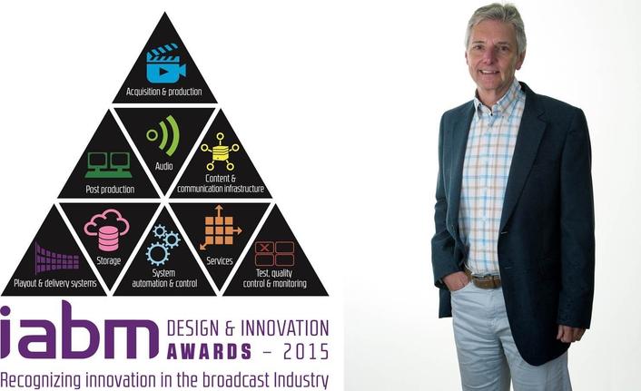 John Ive, IABM director of technology and strategic insight