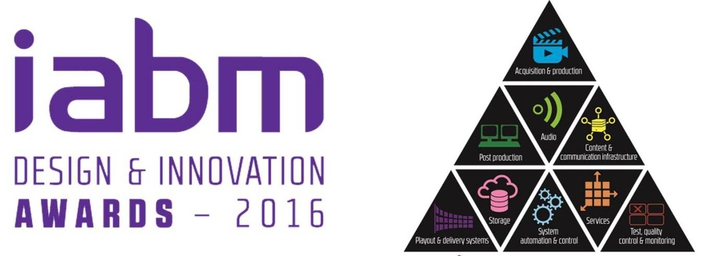IABM rewards Design & Innovation at IBC 2016